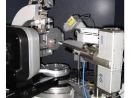incoatec射线源用于残余应力分析