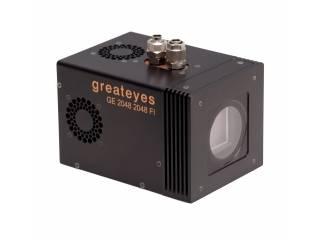 GE 2048 2048 series UV,VIS,NIR CCD cameras