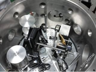 桌面超快激光等离子体X射线动态诊断装置