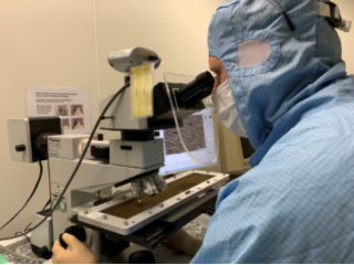 Microworks光栅助力新冠病毒肺部诊断