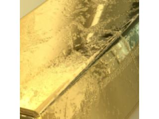 X-Spectrum探测器用于观察金薄膜的生长